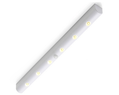 Wireless Cupboard PIR Motion Sensor LED Light