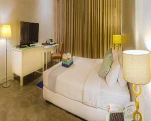 4D3N stay in Ao Nang Cliff Beach Resort
