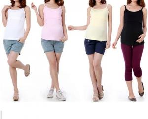 Pregnant Women Breastfeeding Cotton Camisole