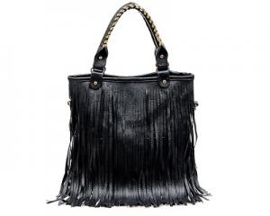 European Style Suede Bag