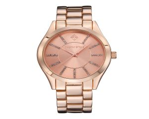 Timothy Stone Watch Charme Pink Gold