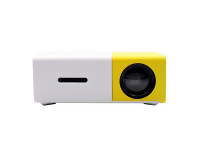 100' HD LED Portable Projector