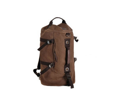 Multipurpose Canvas Backpack / Duffel Bag