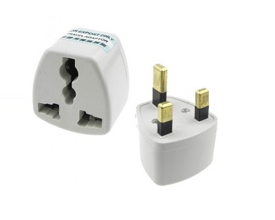 3 Pin Plug Adapter