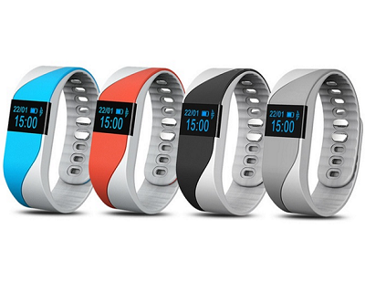 M2S Smart Bracelet with OLED Display