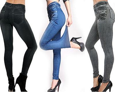 Slimming Jeggings (Set of 3)