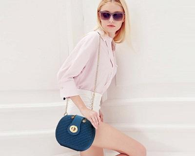 Mini Shell Shoulder Messenger Bag