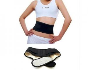 Magnetic Tourmaline Self-Heating Waist Belt