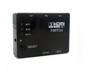 HDMI 3-in-1-out Switch