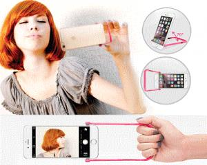 Selfie Snapshot iPhone Case