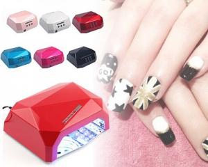 Diamond UV Nail Lamp Nail Dryer