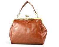 Vintage Style Doctor Bag for Ladies