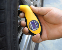 Digital LCD Car Tyre Air Pressure Gauge